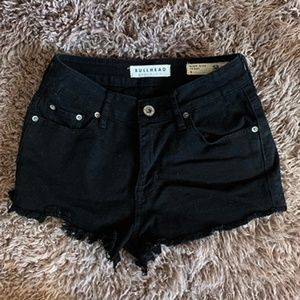 Denim Booty Shorts
